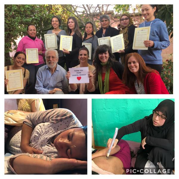 supporting humanized birth practices in Chiapas, Mexico