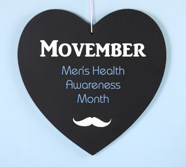 Movember - Acubalance Men's health and Fertility
